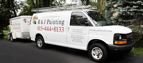Crystal Lake House Painters
