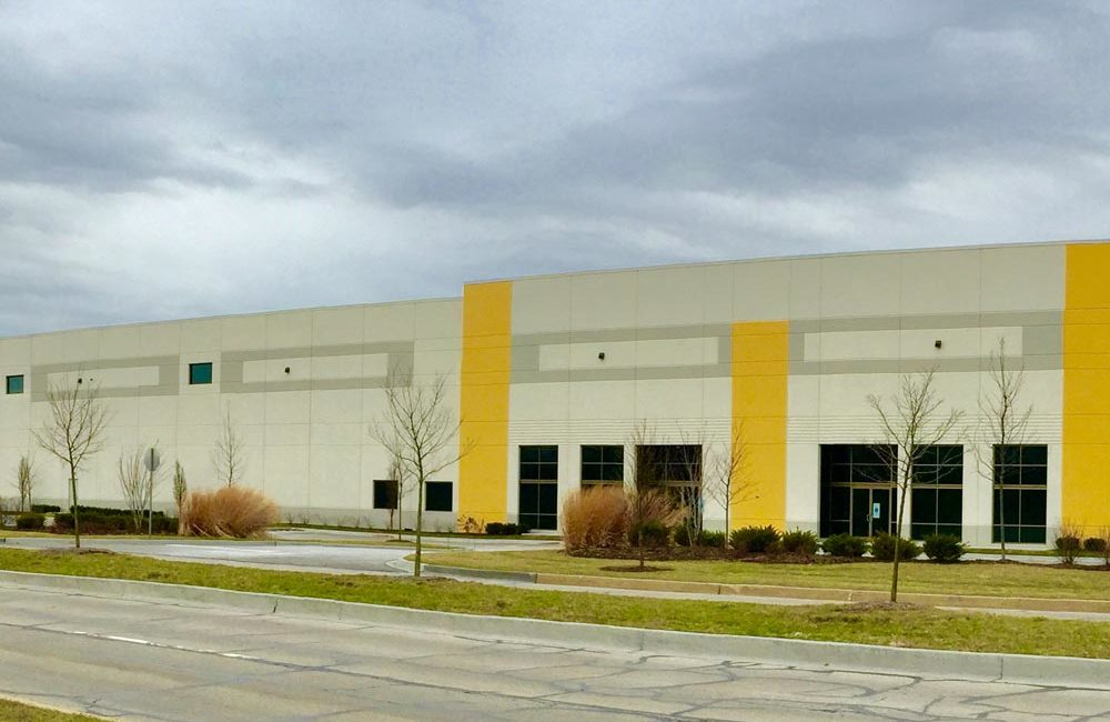 Exterior Commercial Painting - Stack-On, Wauconda, IL