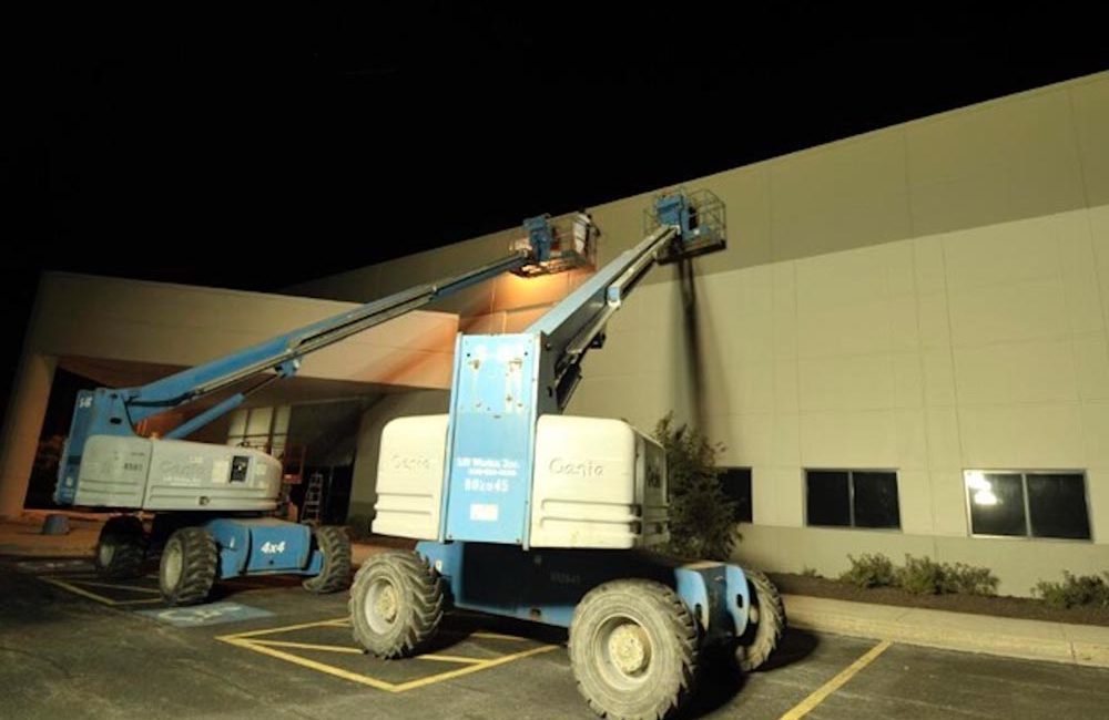 Exterior Commercial Painting - Downers Grove, IL