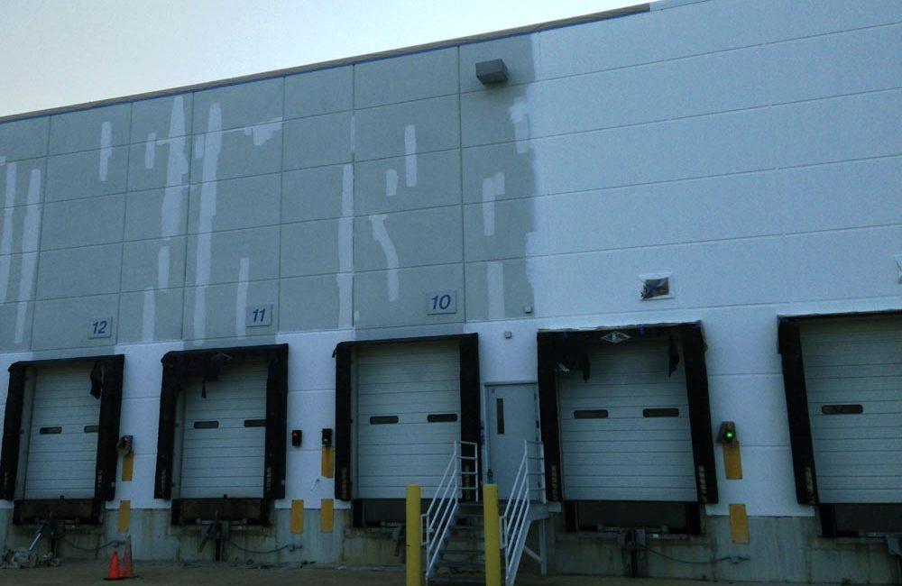 Exterior Commercial Painting  - Aurora, IL