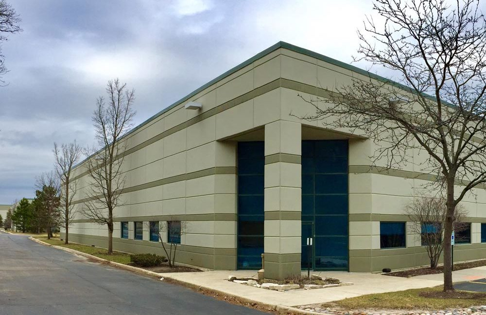 Exterior Commercial Painting - Libertyville, IL