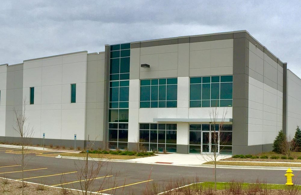 Exterior Commercial Painting - Oakbrook, IL