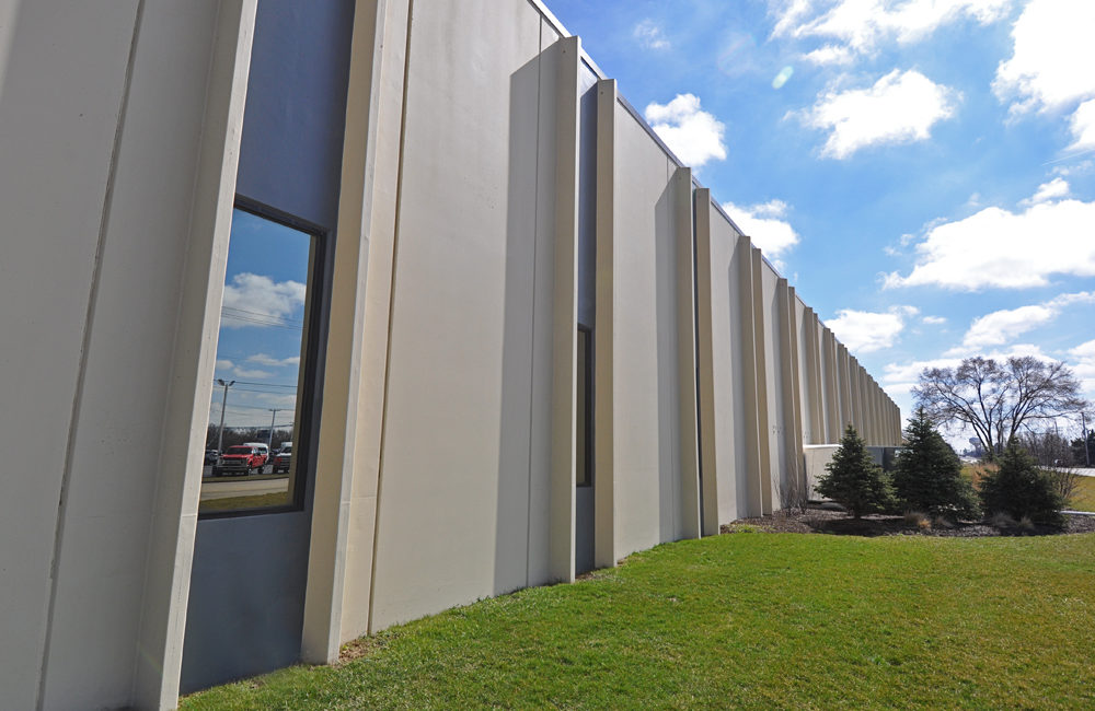 Exterior Commercial Painting - Stack-On, Wauconda, IL  (AFTER)