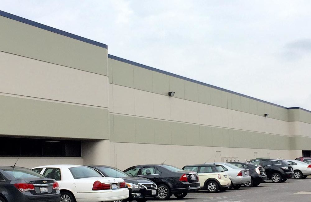 Exterior Commercial Painting - StoroPack, HIllside, IL