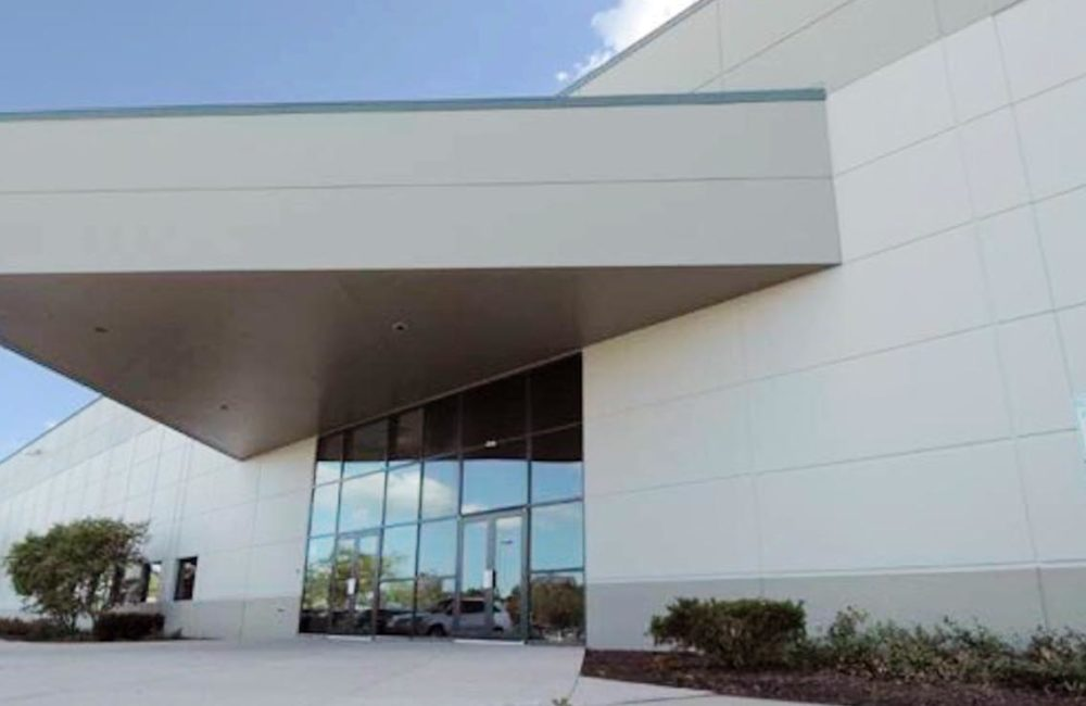 Exterior Commercial Painting - Buffalo Grove, IL