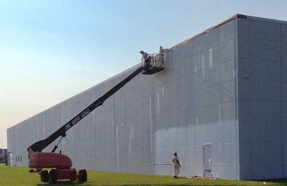 Exterior Commercial Painting - Alsip, IL