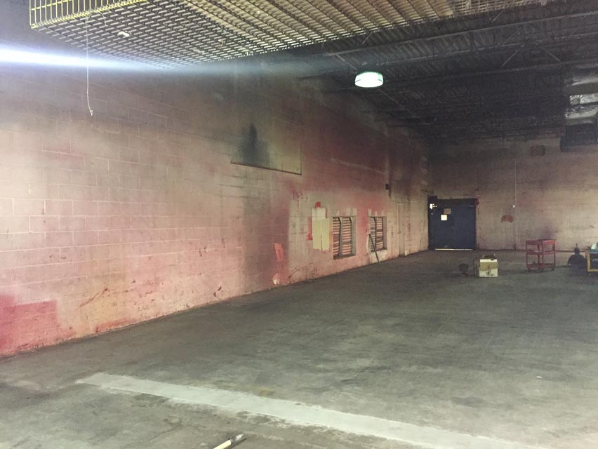 Warehouse Painting Contractors