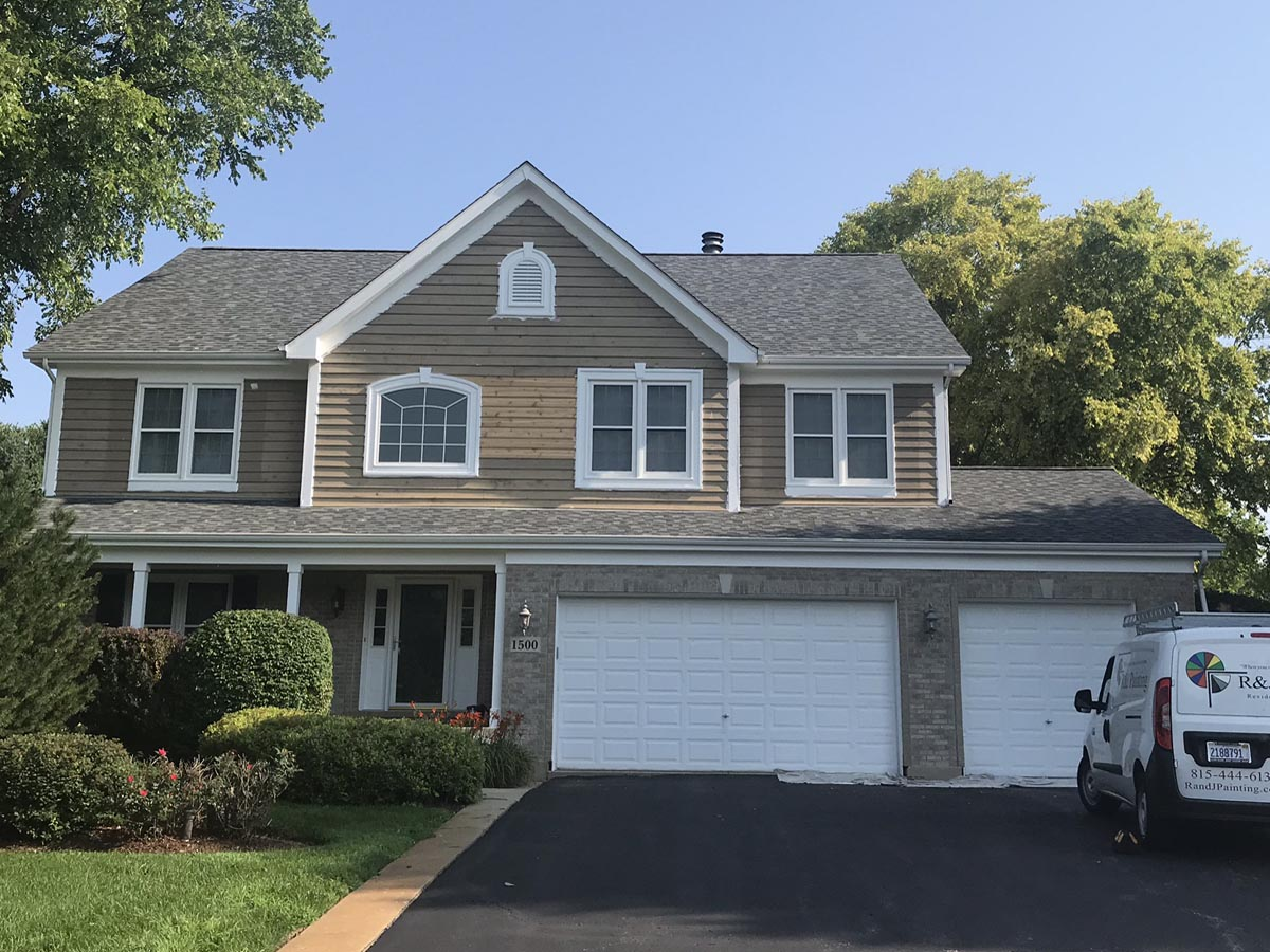 Residential Painting House Painters in McHenry Lake Cook